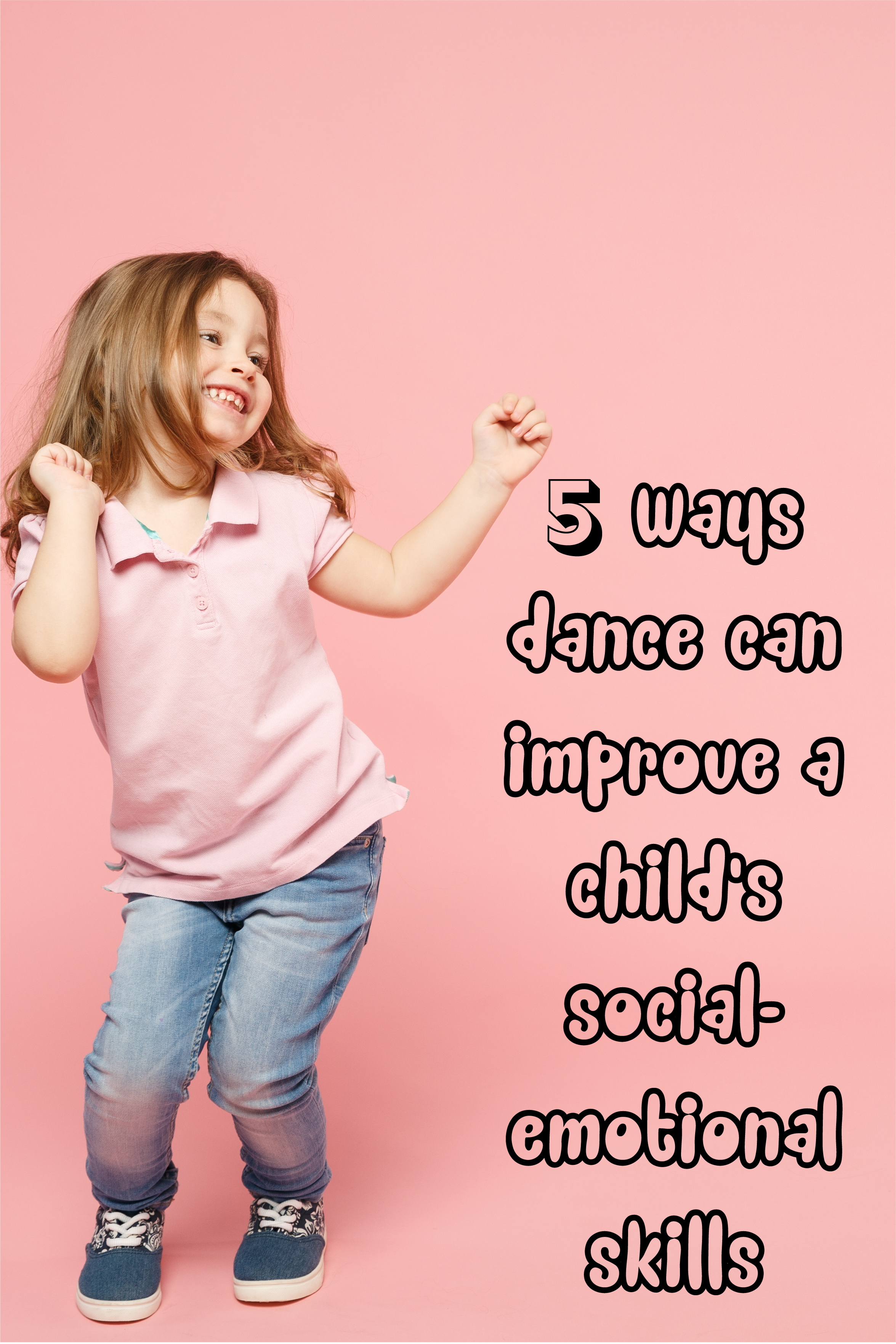 Using Dance To Boost Social Emotional Skills Extended Notes Social Emotional Skills Emotional Skills Social Emotional