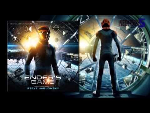 Ender's Game Score!! All 21 tracks!