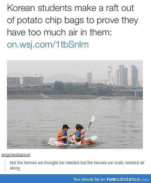 Air Bag - FunSubstance
