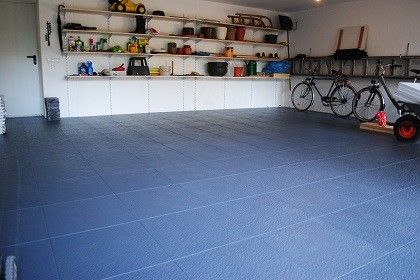 die besten 25 garage boden ideen auf pinterest industriedesign kleiderhaken t r und. Black Bedroom Furniture Sets. Home Design Ideas