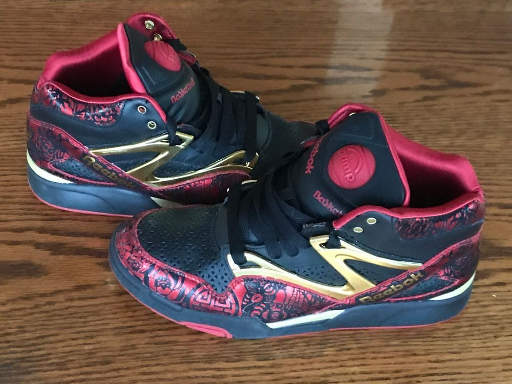 Reebok Pump Omni Lite Year of the Ox Edition US 9.5 #fashion