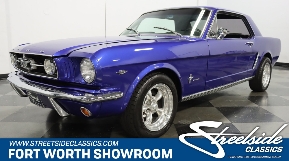 1965 Ford Mustang Classic Cars For Sale Streetside Classics The Nation S 1 Consignment Dealer Ford Mustang Ford Mustang Classic Mustang