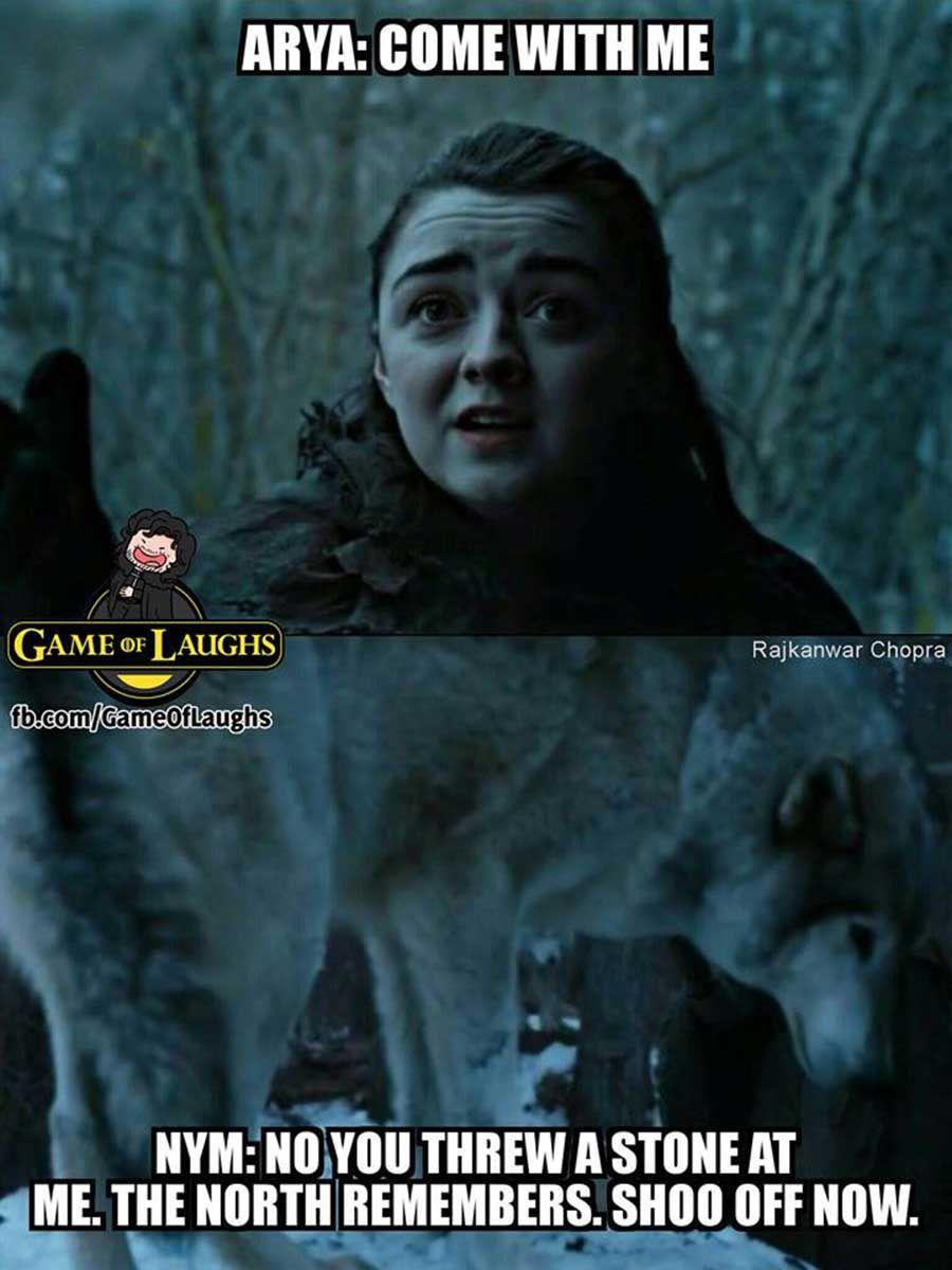 Best Memes From Game Of Thrones Season 7 Episode 2 Stormborn Game Of Thrones Funny Got Memes Game Of Thrones Meme