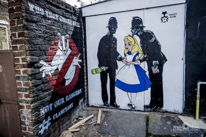 street art camden town