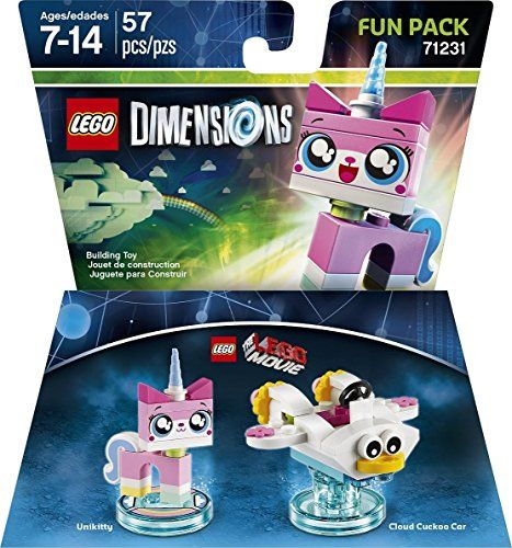 LEGO Movie Unikitty Fun Pack - LEGO Dimensions Warner Home Video ...