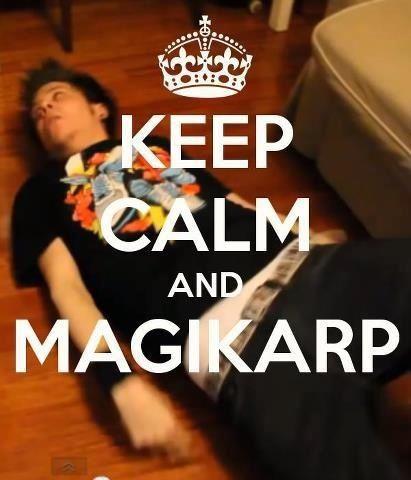 xD Do the Magikarp