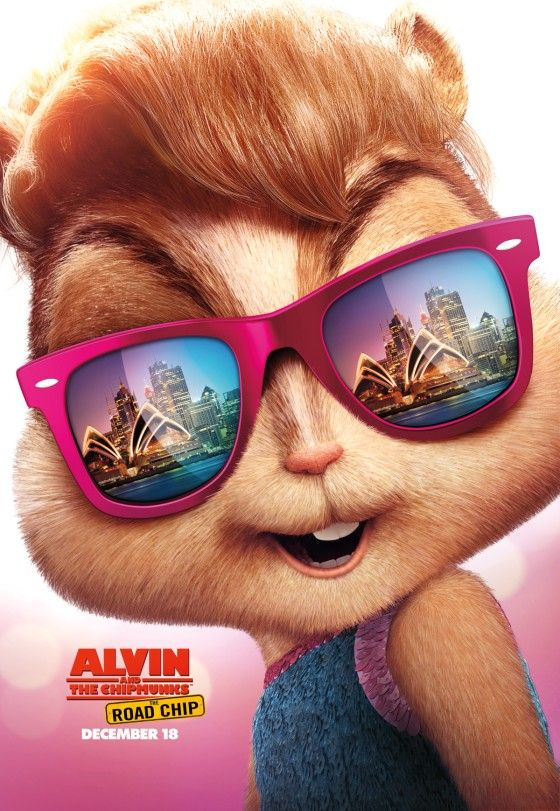Alvin and the Chipmunks: The Road Chip Celebrate Chipette Day With New Posters And Clips