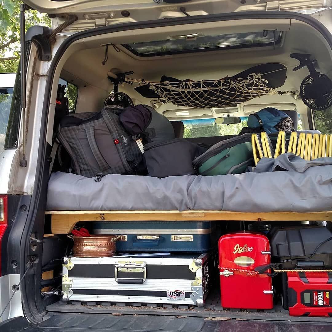 Pin by Chris Thompson on E Camping Honda element camping