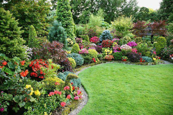 Garten Verschönern   Unterschiedliche Pflanzsorten