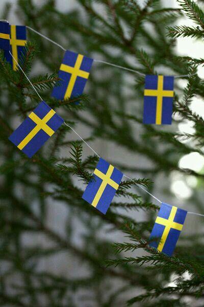 PROUD TO BE SWEDISH embroidered iron-on PATCH SWEDEN FLAG EMBLEM SVERIGE SWEDE