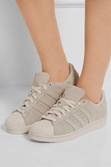 Adidas originals superstar suede   Sneakers, Adidas originals ...