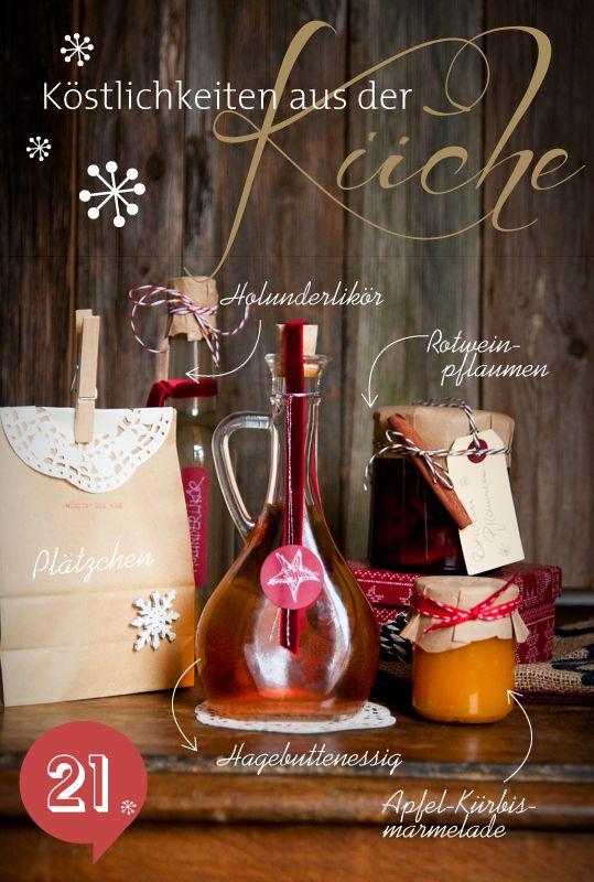 Geschenke aus der Küche Weihnachten Pinterest Creativity - geschenke aus der küche weihnachten