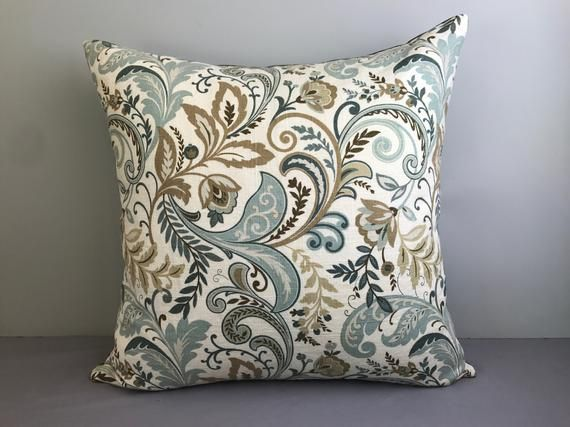 Stain Resistant Pillow Cover Fits 20x20 Pillow Pillows Pillow Covers 20x20 Pillow Covers