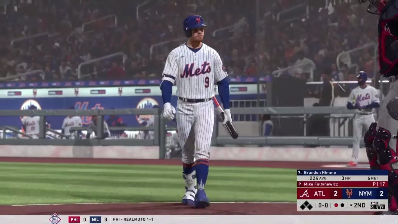 Pin By Best Gaming News Com On Latest Gaming News In 2020 Mlb The Show Braves Mets
