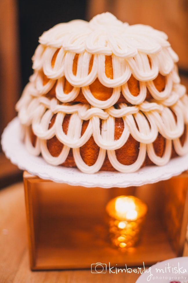 Nothing Bundt Cakes Crooked Willow Farms Wedding- KMitiska ...