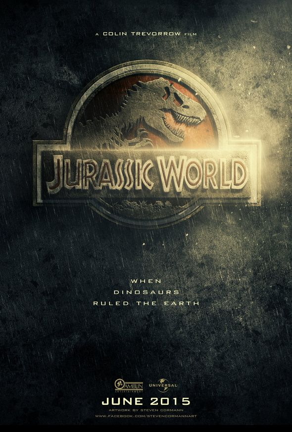 Nuevos Posteres De Jurassic World Jurassic World Poster De Peliculas Peliculas