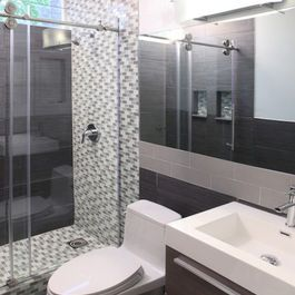 Charmant 5x8 Bathroom Design, Pictures, Remodel, Decor And Ideas