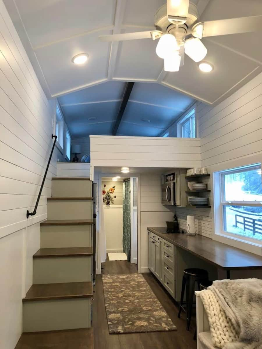 Beautiful Spacious Tiny House Tiny House For Sale In Nashville