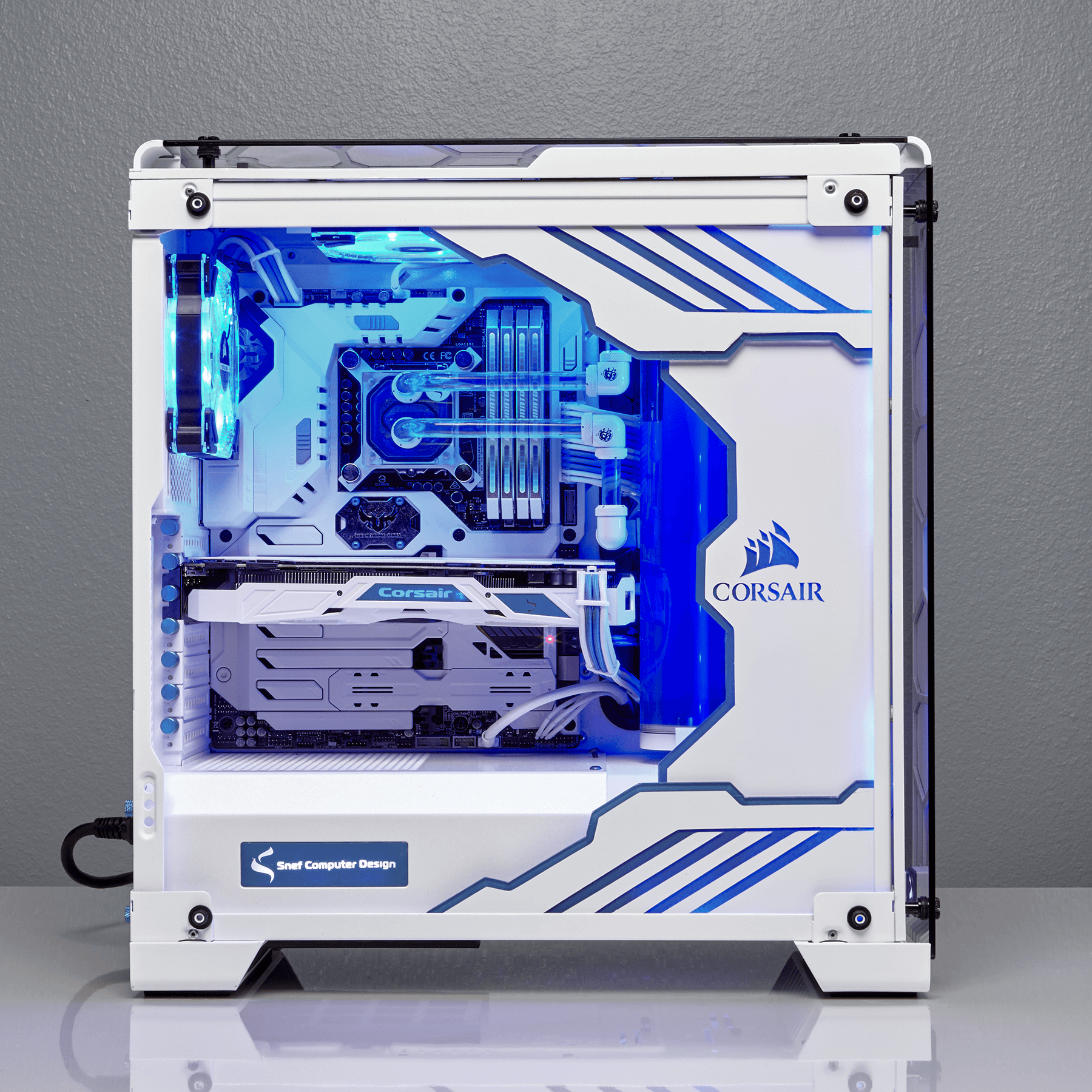 Builder Showcase Custom Pc Custom Computer Diy Computer Case