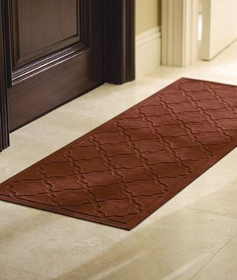 Good Low Profile Trellis Microfibers ® Door Mat