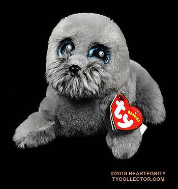 Wiggy - sea lion - Ty Beanie Babies