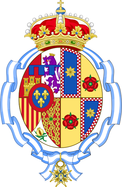 Coat Of Arms Of Her Royal Highness Doña Letizia Princess Of Asturias Princess Of Viana Princess Of Girona Duchess Coat Of Arms Queen Letizia Letizia Ortiz