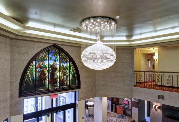 Visuelle Marriott Downtown By Camdi Design Bloom Lighting Group Quebec City Design Lighting Light Decorations