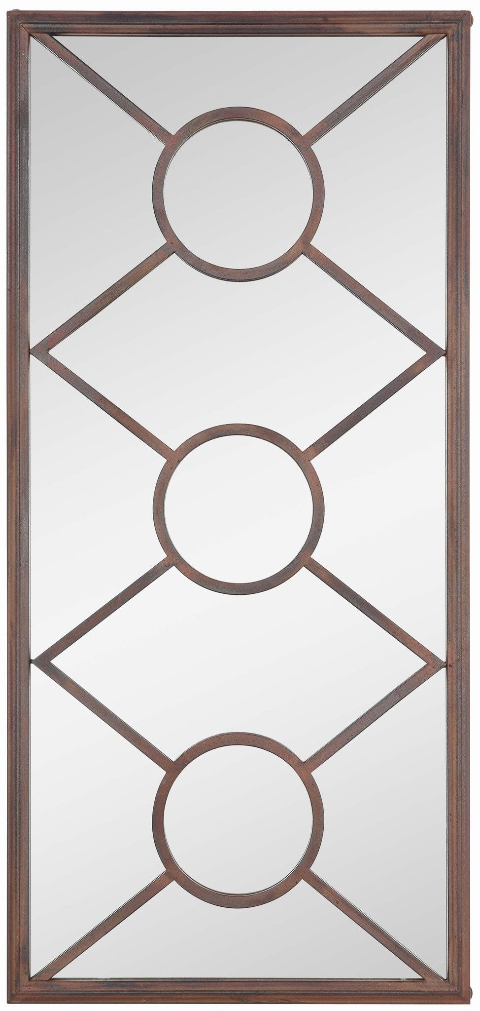 Benton Mirrors- Set of 3 Metal
