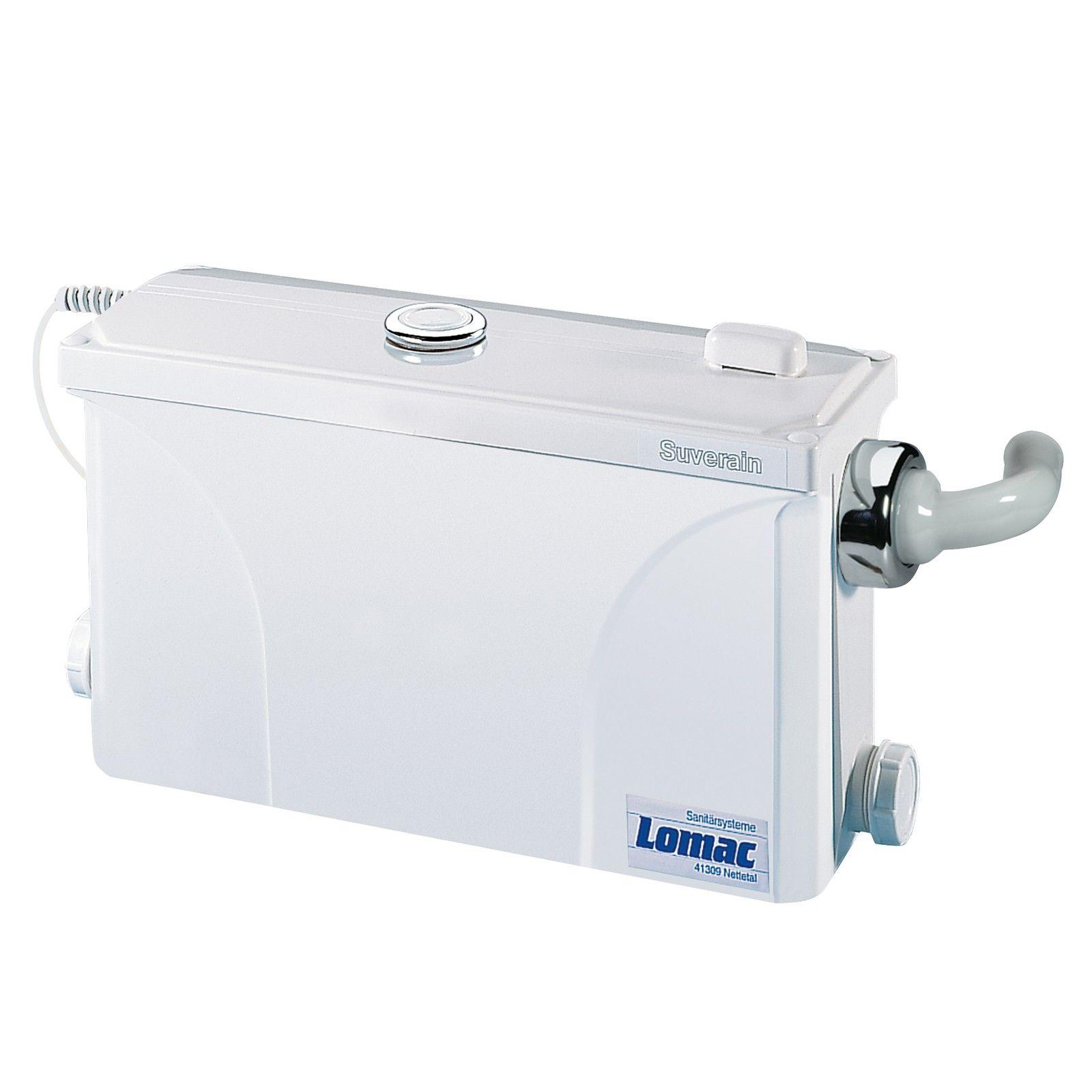 SFA Lomac Suverain 19FFA-A Hebeanlagen Küche Waschmaschine Dusche