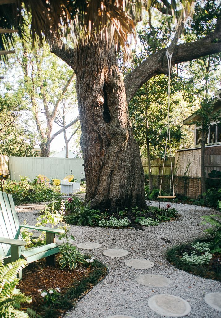 Jungly New Orleans backyard Remodel - Gardenista