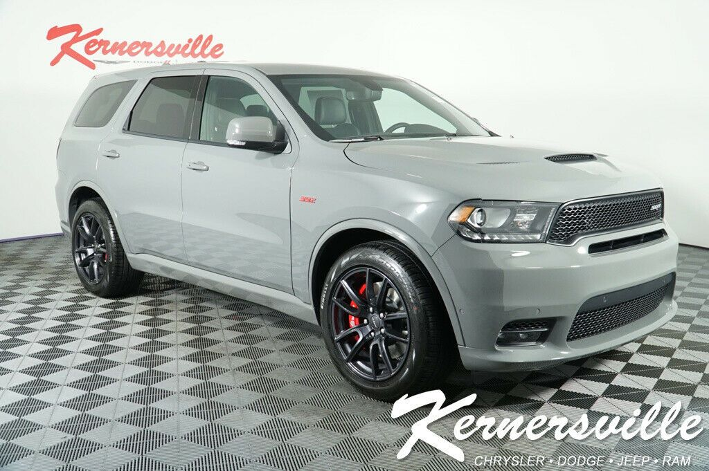 Used 2020 Dodge Durango SRT 392 New 2020 Dodge Durango SRT
