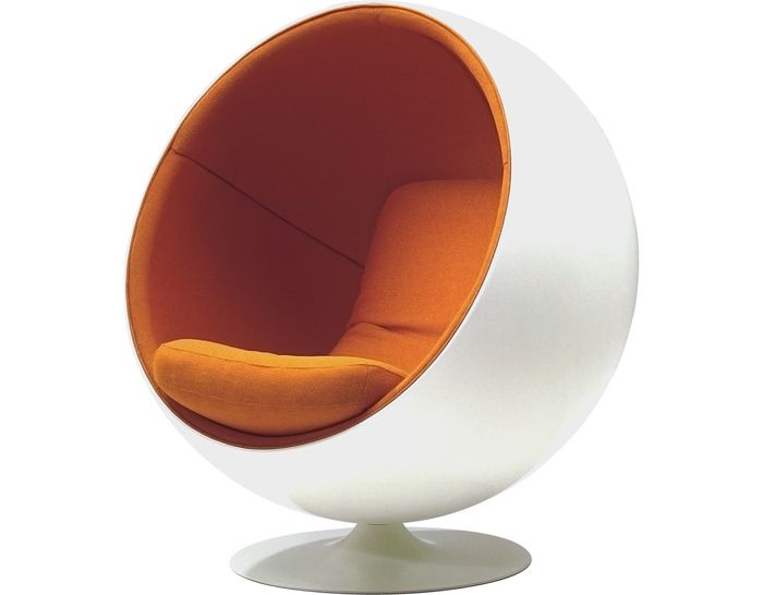 eero aarnio ball chair from hive modern chairs. Black Bedroom Furniture Sets. Home Design Ideas