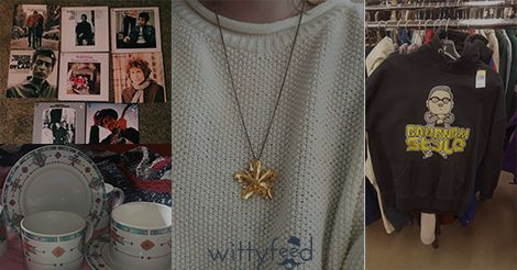 10 Things You Should Definately Buy At A Thrift Store