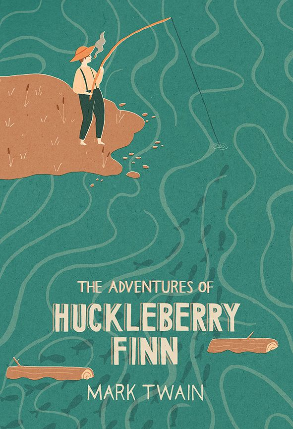 18th Of February 1885 Mark Twains Adventures Huckleberry Finn