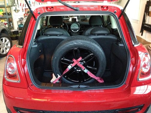 Explore Steve Wike S Photos On Photobucket Spare Tire Mini Cooper Mini Countryman