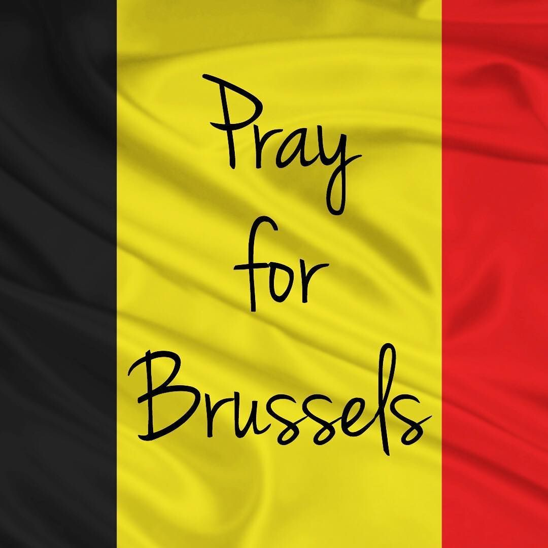 """Please join in praying after today's terrorist attacks in Brussels Belgium that have killed dozens. """"One of the Bible's greatest truths although it's one that's hard for us to accept sometimes is that God is able to bring good out of even the most senseless tragedy. """" -Billy Graham by bible.365"""