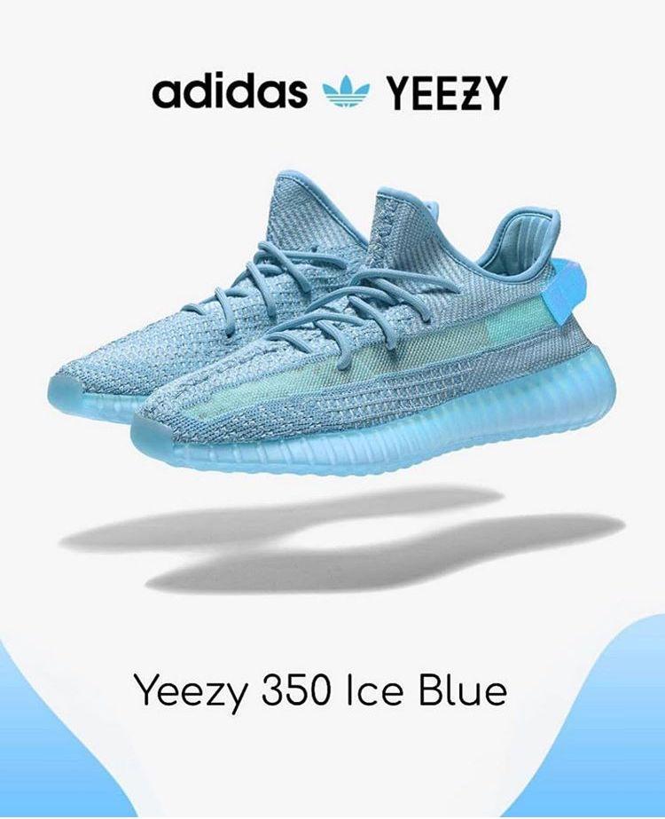 yeezy azul