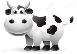Resultado De Imagen Para Dibujos Animados De Vacas Bebes Cow Illustration Cow Cow Clipart