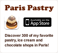 Paris Pastry App #goodcoffee
