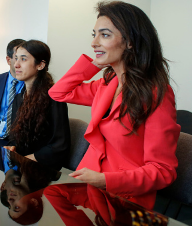 2016 09 19 22 03 00 In 2021 Amal Clooney Celebrities Human Rights Lawyer