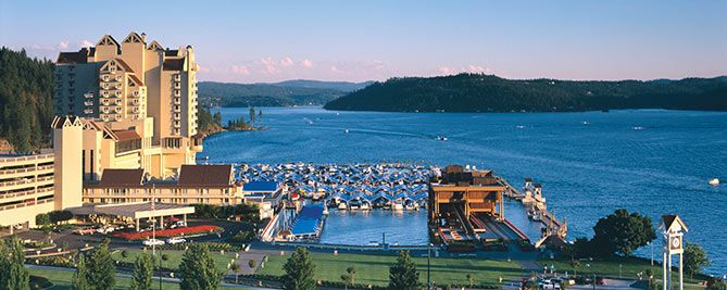 Coeur D Alene Idaho Hotels Motels Newatvs Info