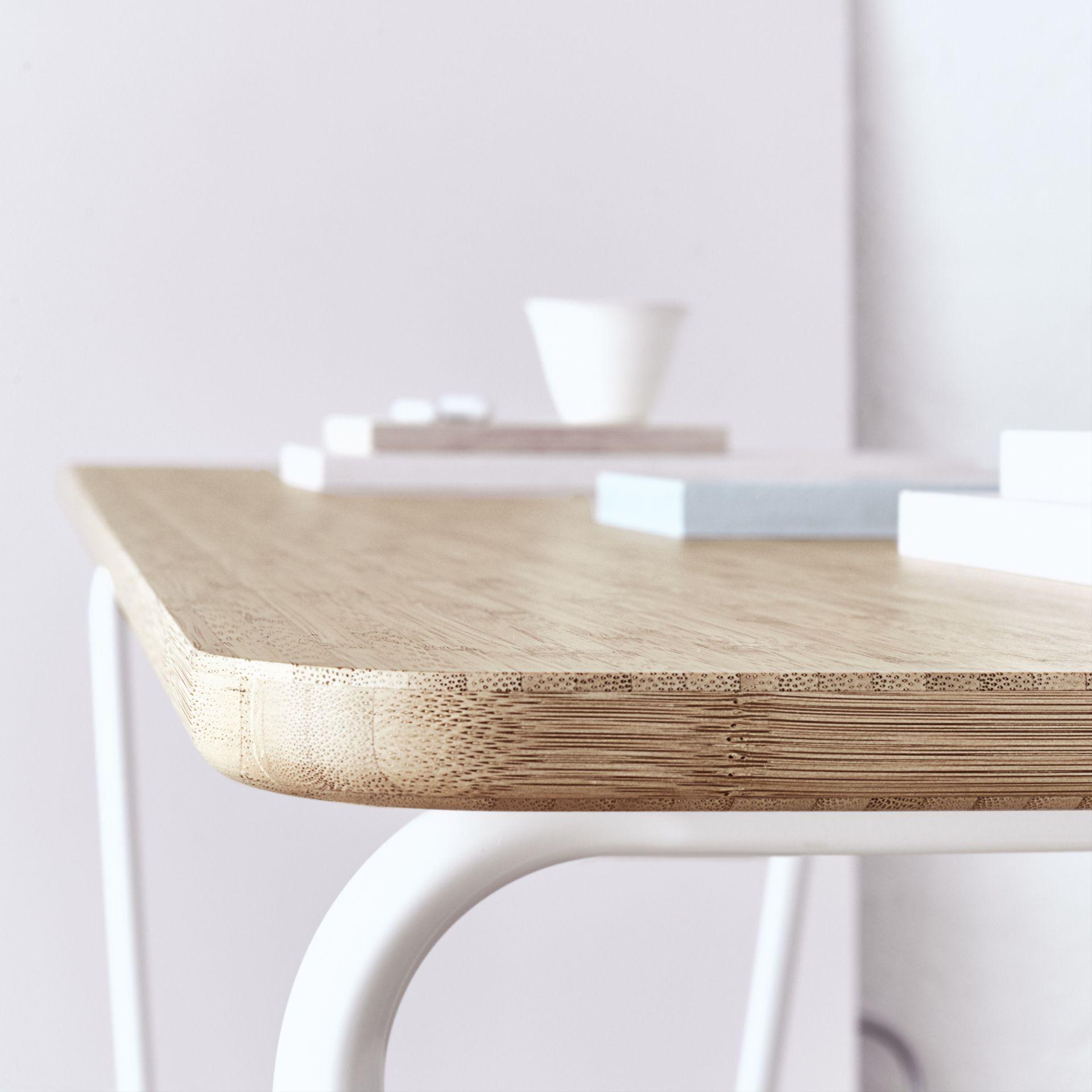 Ovraryd Tafel Wit Bamboe Backaryd Bamboe Wit Apartment Ikea