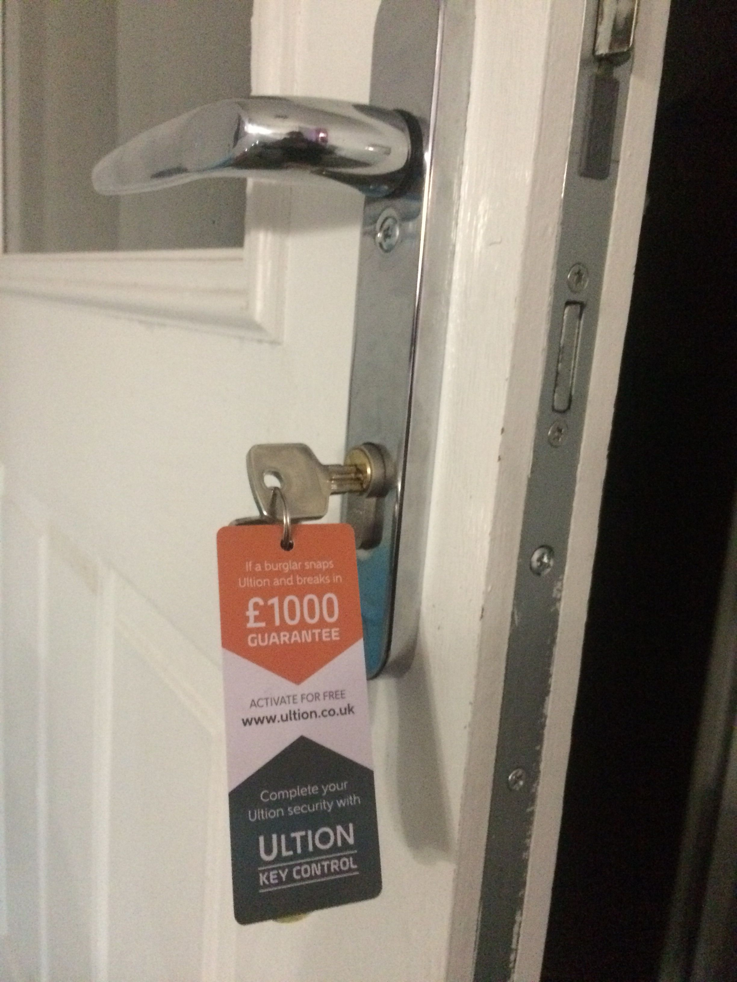 A Wise Customer Opted For This Lock After A Spate Of Burglaries In Their Area Emergency Locksmith Bottle Opener Wall Emergency