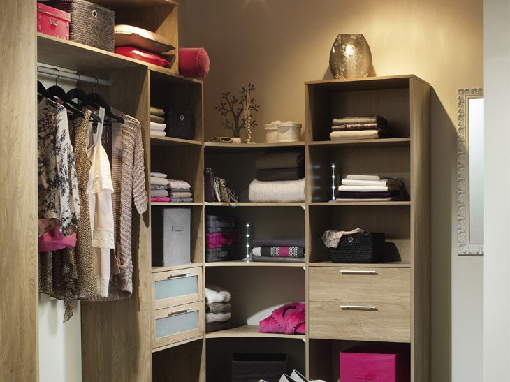 des dressing pour un rangement optimal leroy merlin rangeme pinterest dressing ps and. Black Bedroom Furniture Sets. Home Design Ideas