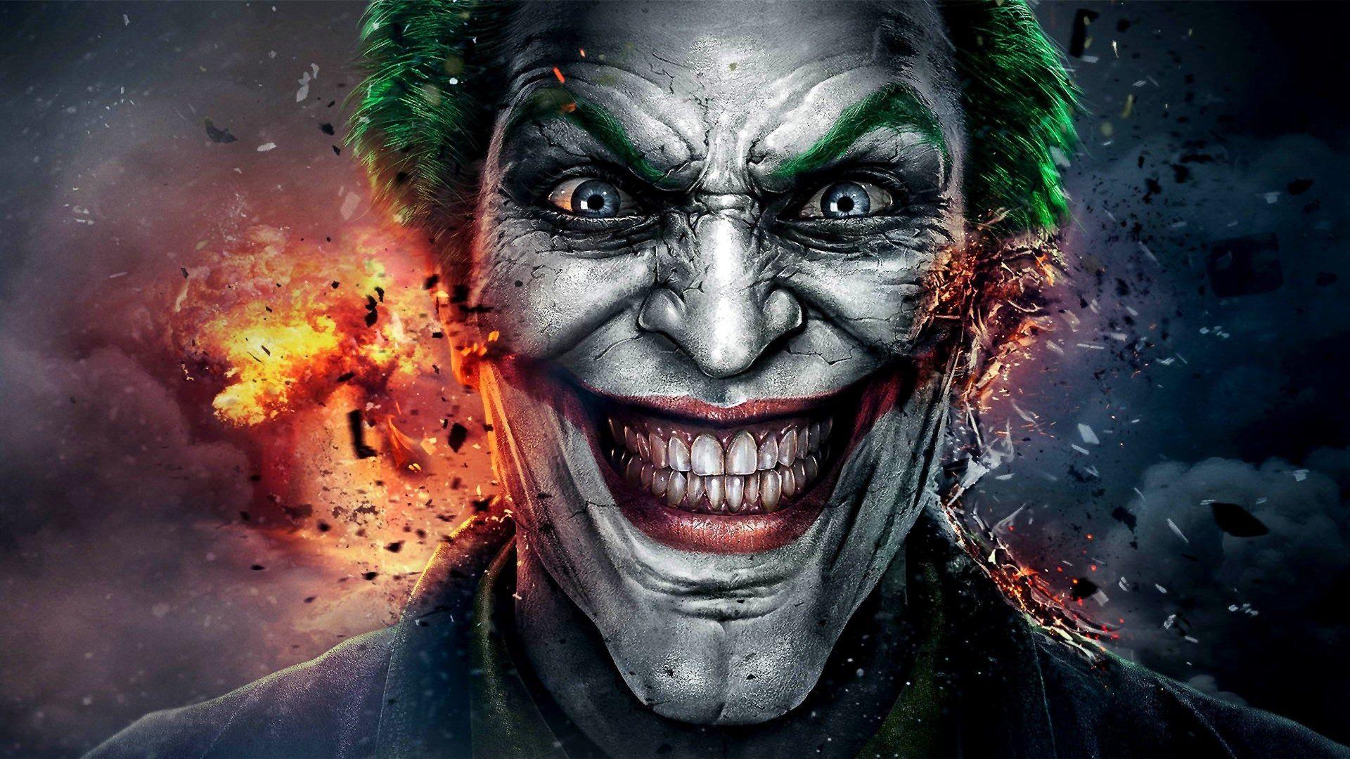 Cartoon Joker Wallpaper Download