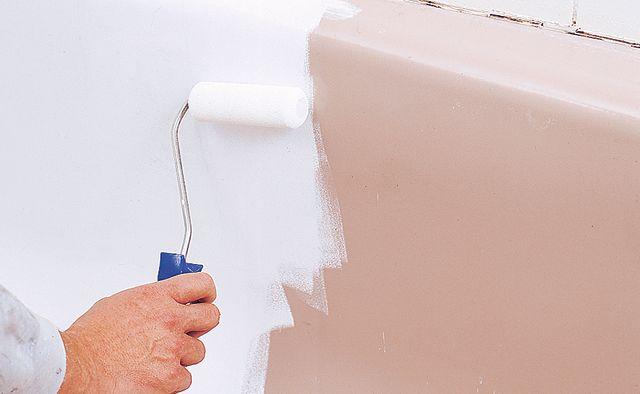 Emaille Badewanne Reinigen : badewanne lackieren badewanne reinigen badewanne und ~ Watch28wear.com Haus und Dekorationen