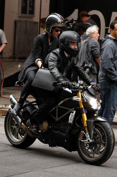 Fancy   Wall Street 2   Ducati Streetfighter S