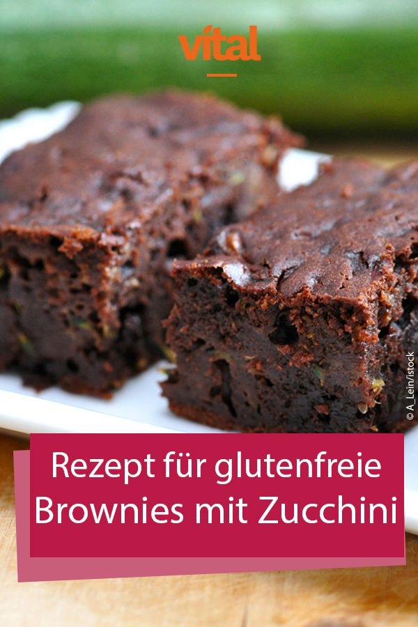 Photo of Recipe for gluten-free brownies with zucchini