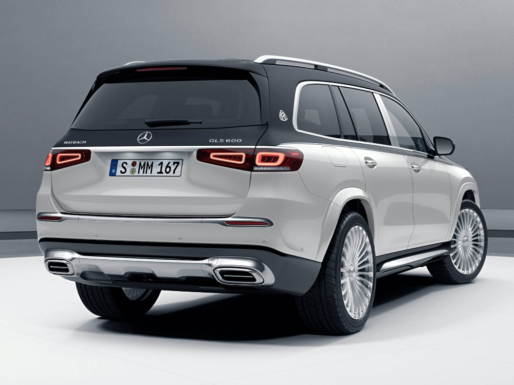 2020 Mercedes Maybach Gls Revealed Looks Like A Chinese Copycat Autoevolution Mercedes Maybach Mercedes Benz Maybach Benz Suv