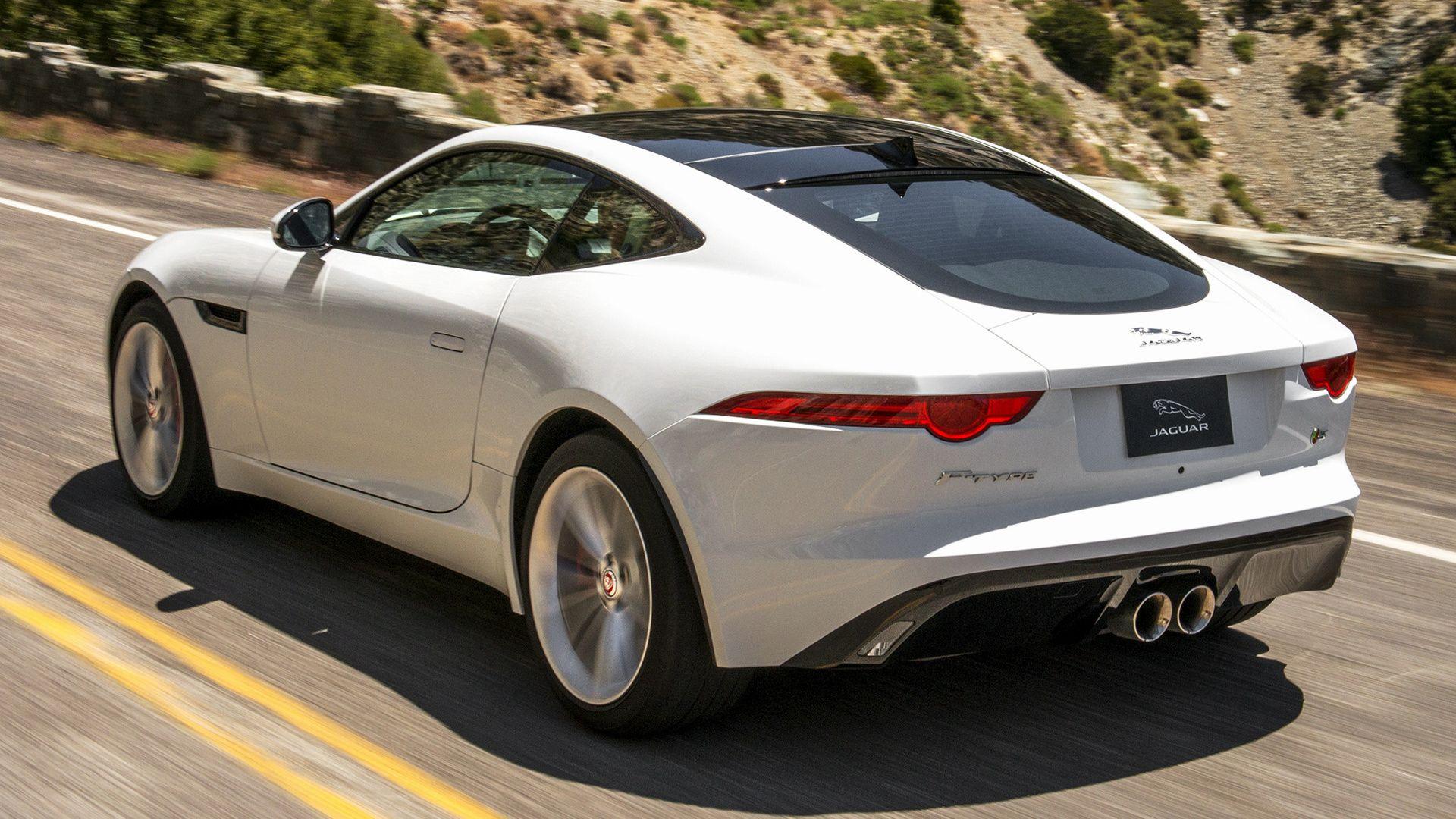 2015 Jaguar F-Type S Coupé